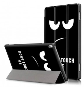 "Etui Cover Grafika do Lenovo Tab 4 10 10.1"" X304 L/F TB-X304F TB-X304L Don't touch me"