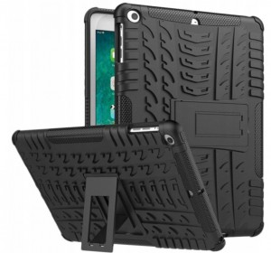 "Etui Pancerne Armor do Apple iPad 9.7"" Air 2017/2018 WiFi LTE czarny"