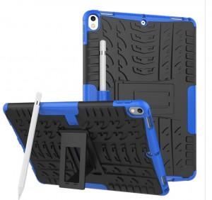"Etui Pancerne Armor do Apple iPad Air 10.5"" 2019 niebieski"