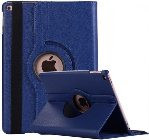 "Etui 360 do Apple iPad Mini 1/2/3 7.9"" granatowy"