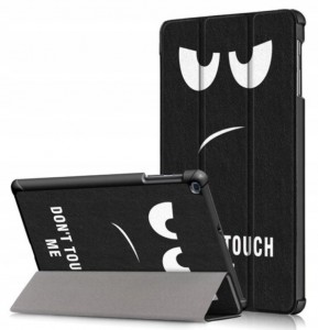"Etui Cover Grafika do Samsung Galaxy Tab A 10.1"" 2019 T510 Don't touch me"