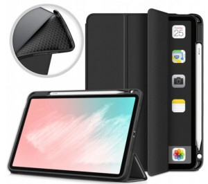 "Etui Smart Pencil do tabletu Apple iPad AIR 4 10.9"" 2020 czarny"