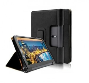 Etui Handrest do Yoga Smart TAB 10.1 YT-X705 YT-X705L YT-X705F czarny